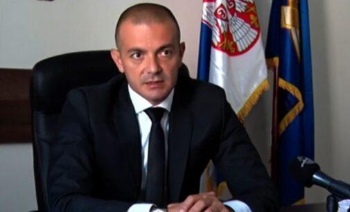 Поранешниот началник на белградската полиција доби 30 дена притвор