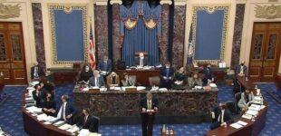 Сенатот го ослободи Трамп од обвиненијата, може повторно да се кандидира